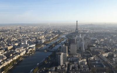 À Paris, «Pollutrack», une carte interactive pour connaître le niveau de pollution de l'air